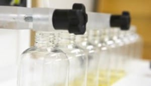 Glass has properties that make it perfect for certain substances