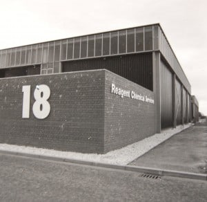 RCS found a factory to move into and began trading in 1979