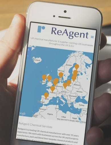 www.ReAgent.com Works on Smart Phones
