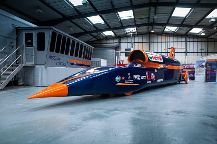 BLOODHOUND SSC Project Update