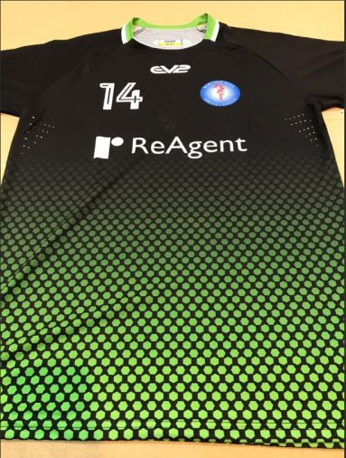 ReAgent Sponsors Northop Hall Girls' Football Club – kit